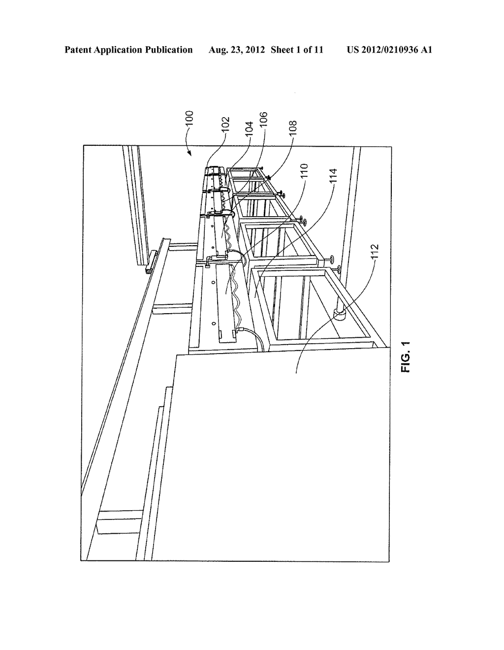 SYSTEMS AND METHODS FOR MUTLI-CHAMBER PHOTOVOLTAIC MODULE PROCESSING - diagram, schematic, and image 02