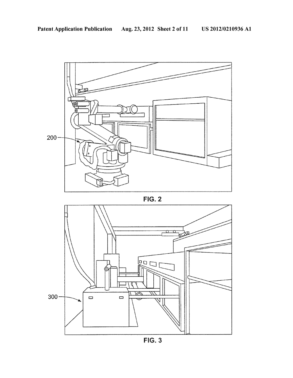 SYSTEMS AND METHODS FOR MUTLI-CHAMBER PHOTOVOLTAIC MODULE PROCESSING - diagram, schematic, and image 03