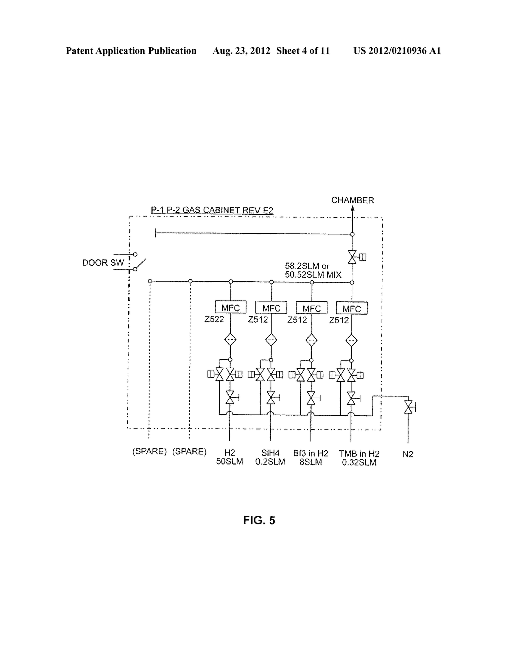 SYSTEMS AND METHODS FOR MUTLI-CHAMBER PHOTOVOLTAIC MODULE PROCESSING - diagram, schematic, and image 05