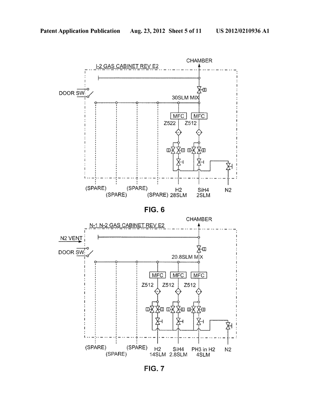 SYSTEMS AND METHODS FOR MUTLI-CHAMBER PHOTOVOLTAIC MODULE PROCESSING - diagram, schematic, and image 06