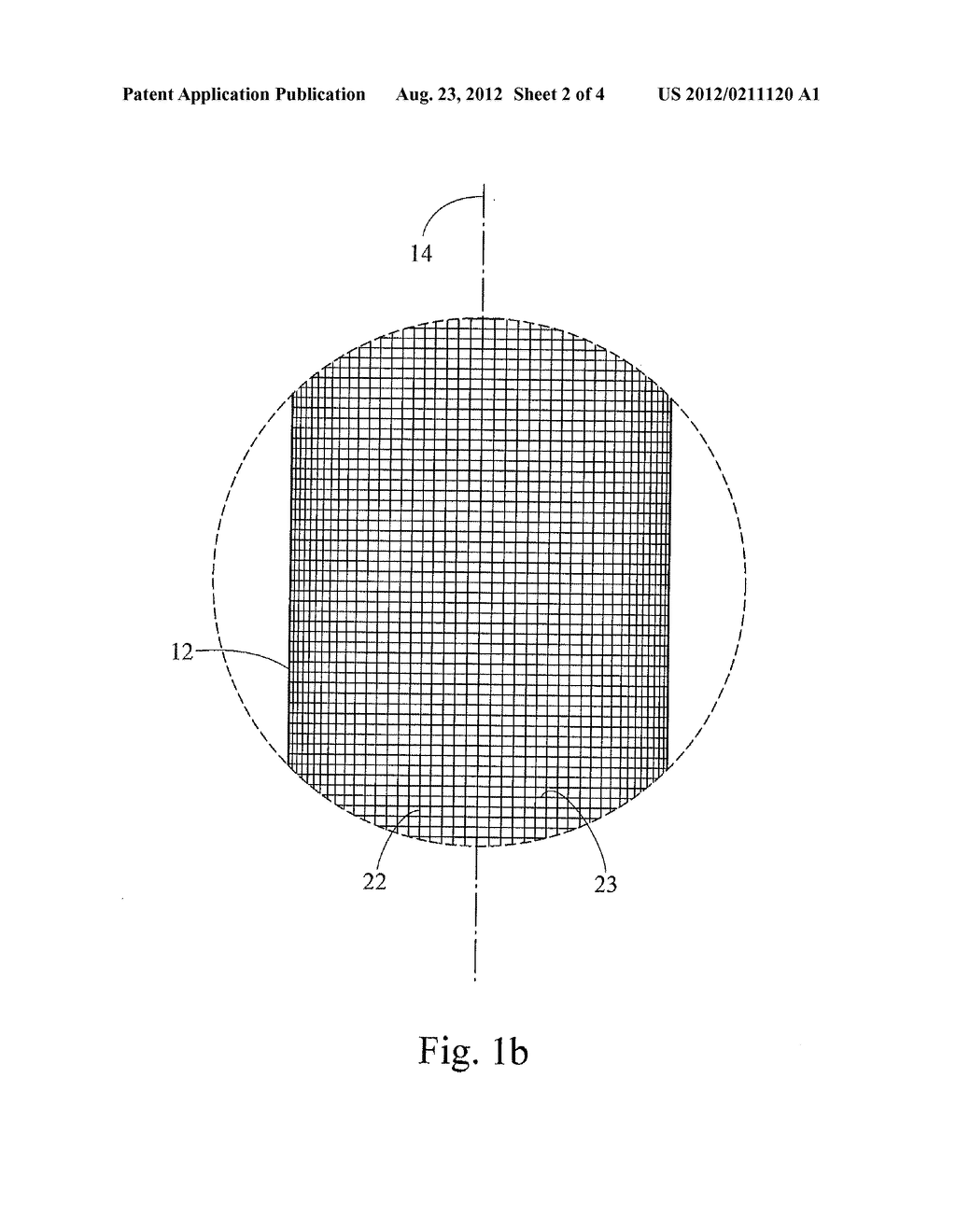 IMPLANTABLE GRAFT DEVICE HAVING TREATED YARN AND METHOD FOR MAKING SAME - diagram, schematic, and image 03