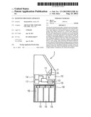 BANKNOTE PROCESSING APPARATUS diagram and image