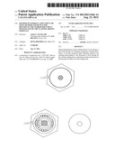 METHOD OF MARKING A DOCUMENT OR ITEM; METHOD AND DEVICE FOR IDENTIFYNG THE     MARKED DOCUMENT OR ITEM; USE OF CIRCULAR POLARIZING PARTICLES diagram and image