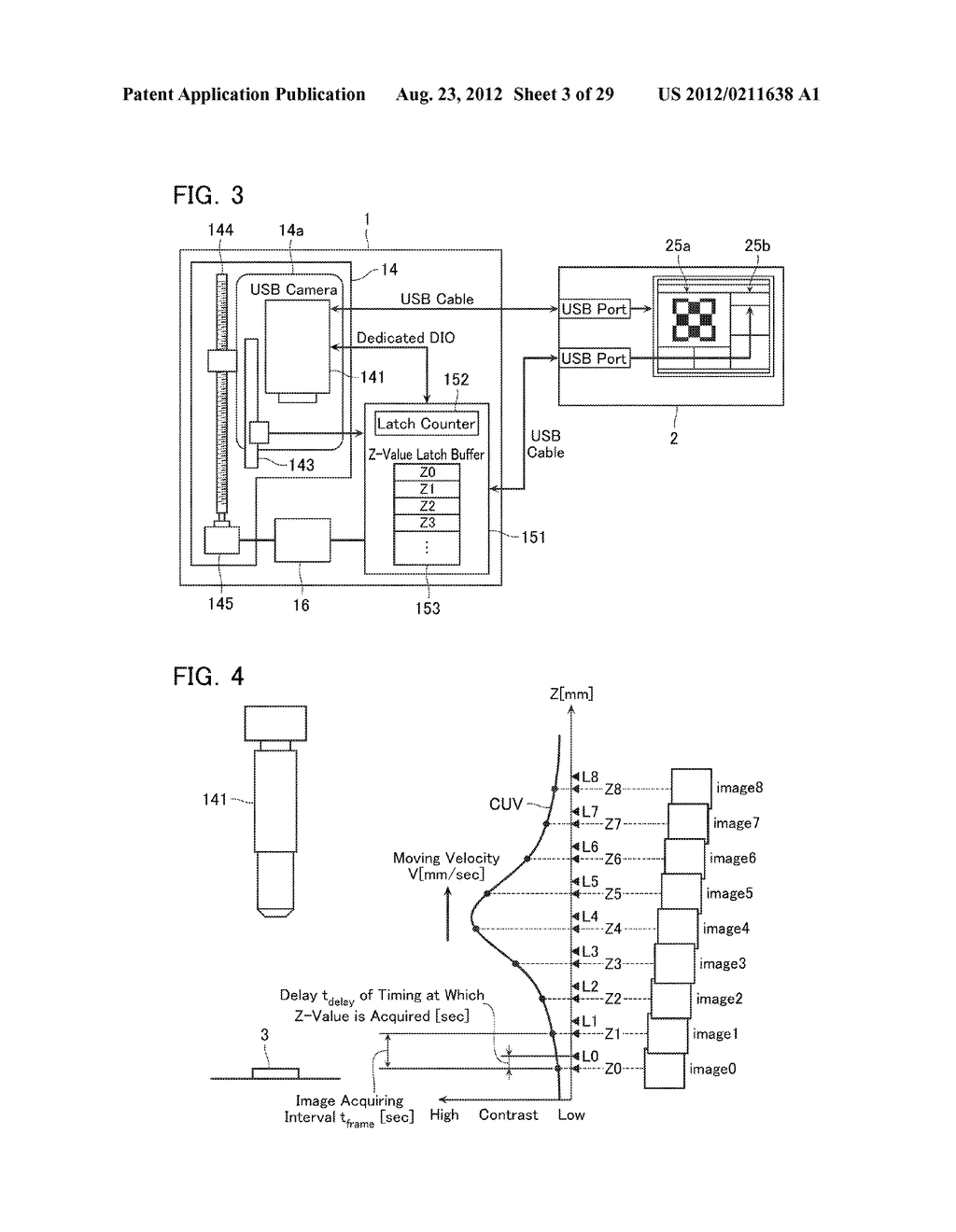 VISION MEASURING DEVICE AND AUTO-FOCUSING CONTROL METHOD - diagram, schematic, and image 04