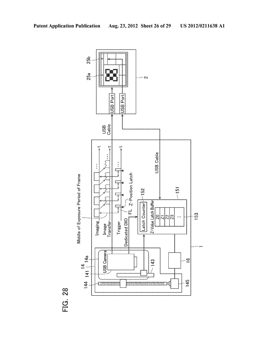VISION MEASURING DEVICE AND AUTO-FOCUSING CONTROL METHOD - diagram, schematic, and image 27