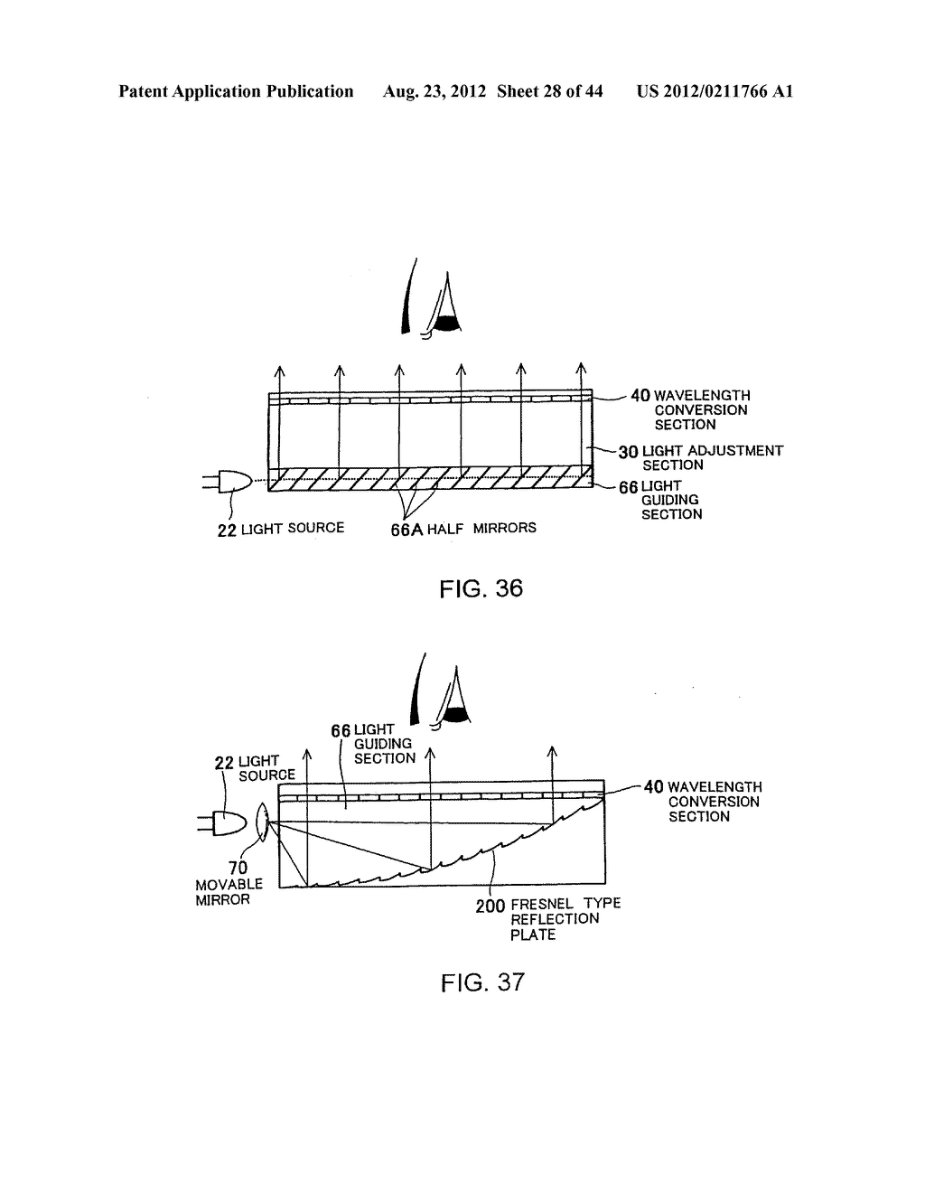 IMAGE DISPLAY DEVICE AND LIGHT EMISSION DEVICE - diagram, schematic, and image 29