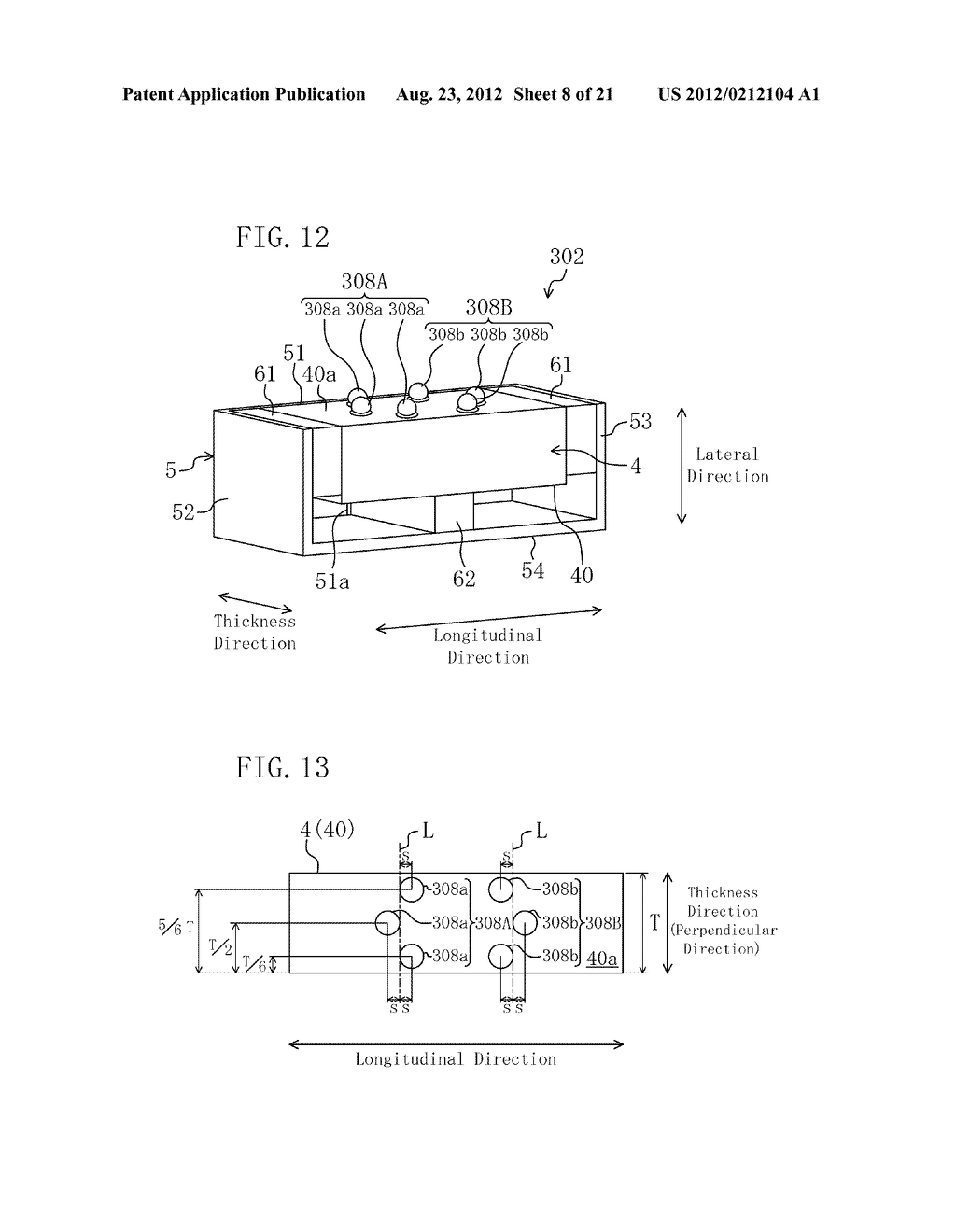 VIBRATORY ACTUATOR AND DRIVE DEVICE USING THE SAME - diagram, schematic, and image 09