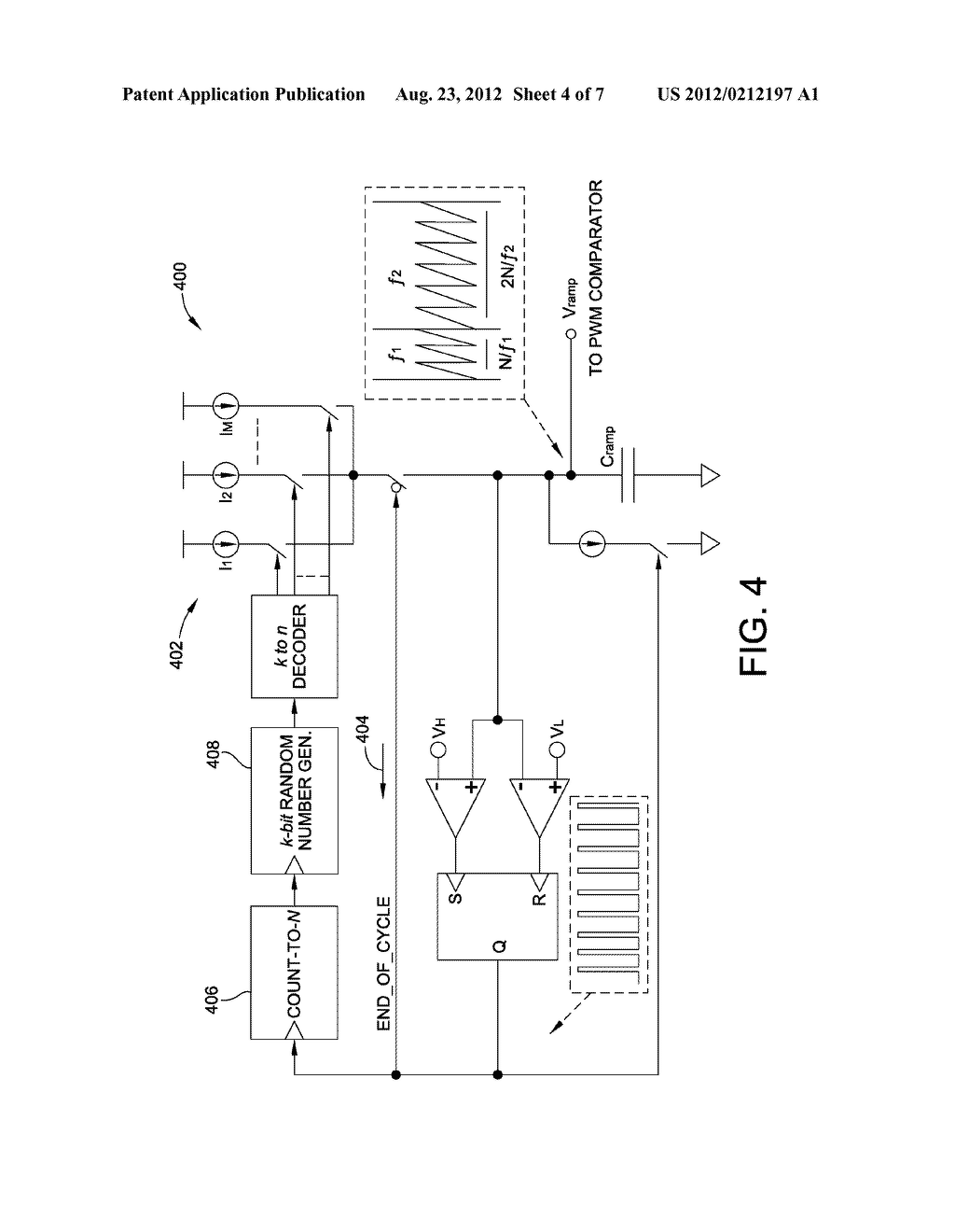 System and Method for Providing Power Via a Spurious-Noise-Free Switching     Device - diagram, schematic, and image 05