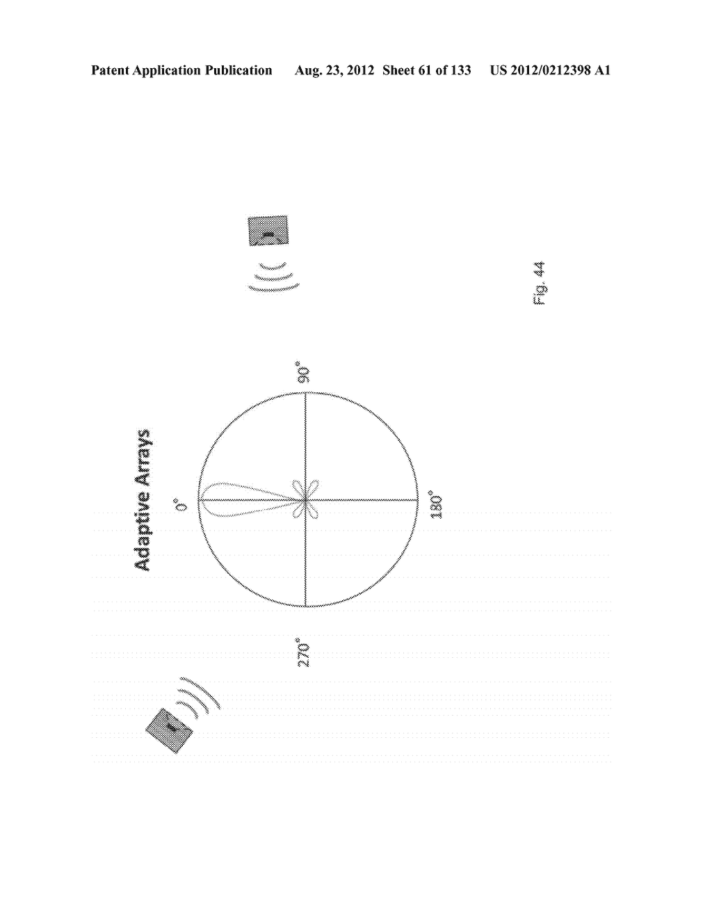 SEE-THROUGH NEAR-EYE DISPLAY GLASSES INCLUDING A PARTIALLY REFLECTIVE,     PARTIALLY TRANSMITTING OPTICAL ELEMENT - diagram, schematic, and image 62