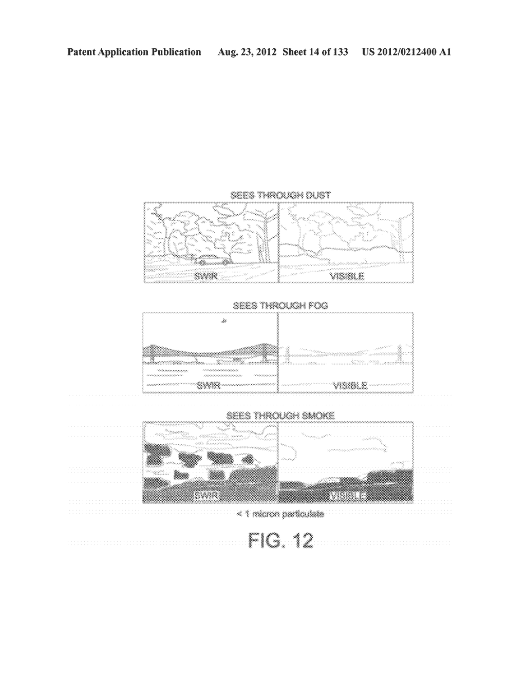 SEE-THROUGH NEAR-EYE DISPLAY GLASSES INCLUDING A CURVED POLARIZING FILM IN     THE IMAGE SOURCE, A PARTIALLY REFLECTIVE, PARTIALLY TRANSMITTING OPTICAL     ELEMENT AND AN OPTICALLY FLAT FILM - diagram, schematic, and image 15
