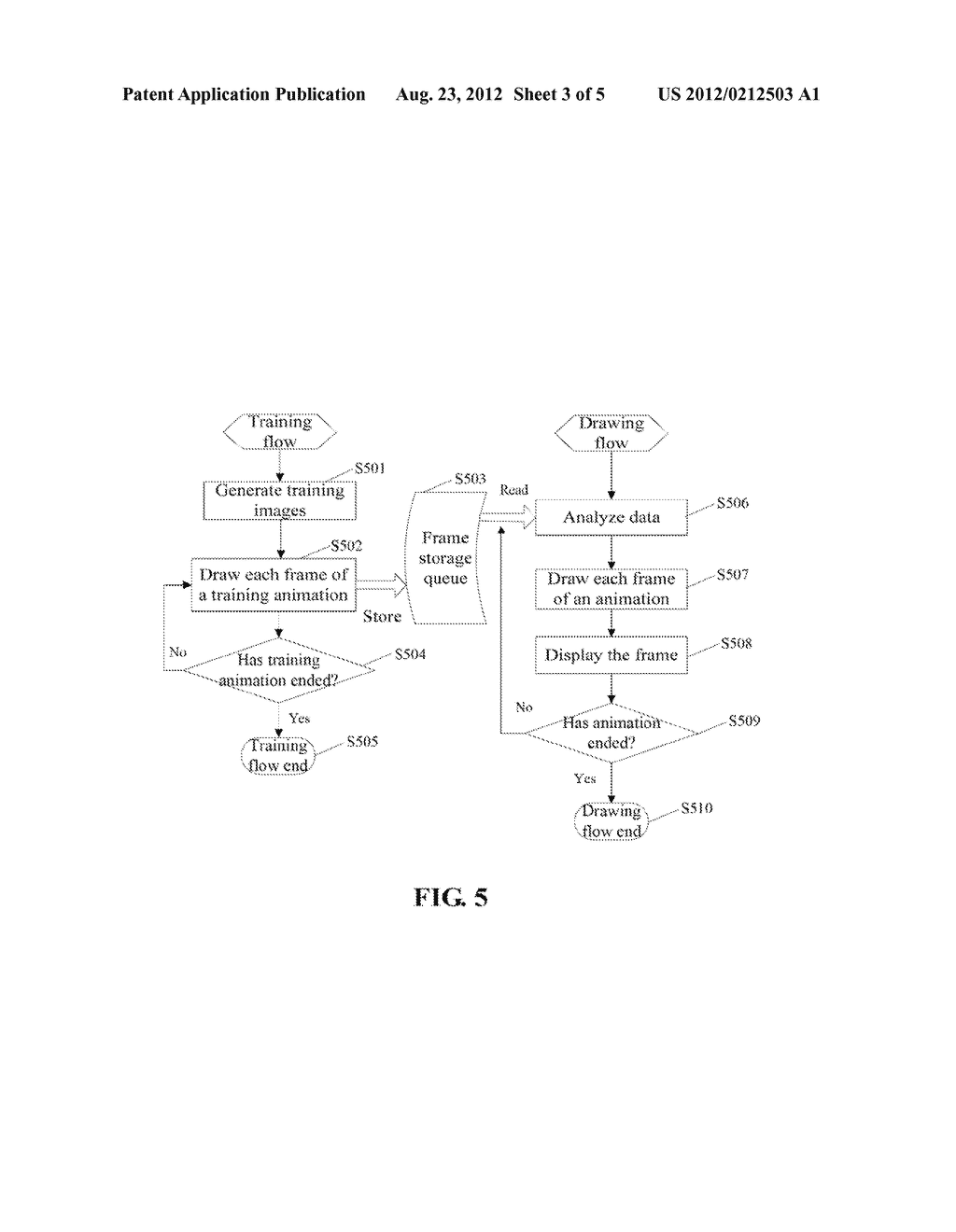 Method and Mobile Terminal for Enabling Animation during Screen-switching - diagram, schematic, and image 04