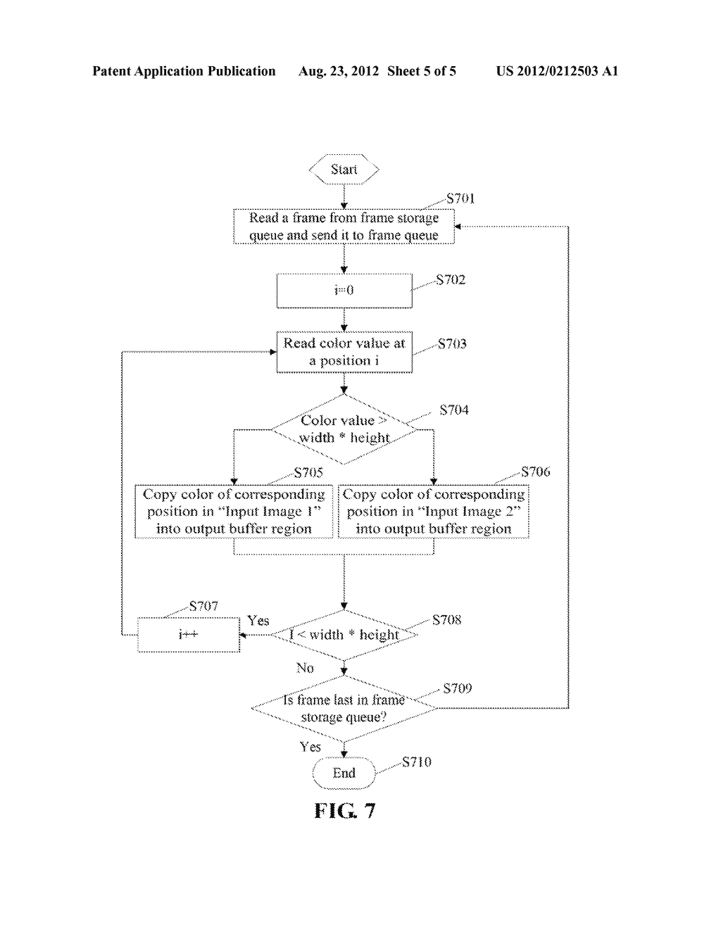 Method and Mobile Terminal for Enabling Animation during Screen-switching - diagram, schematic, and image 06
