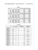 RECORDING APPARATUS AND COLOR SAMPLE TABLE diagram and image