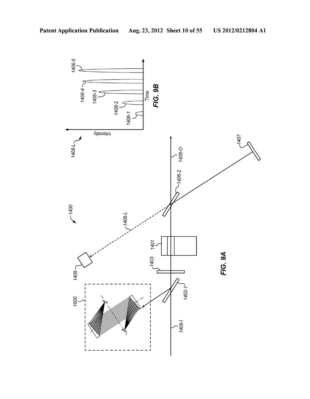 MULTI-PASS OPTICAL SYSTEM FOR A PUMP LASER - diagram, schematic, and image 11