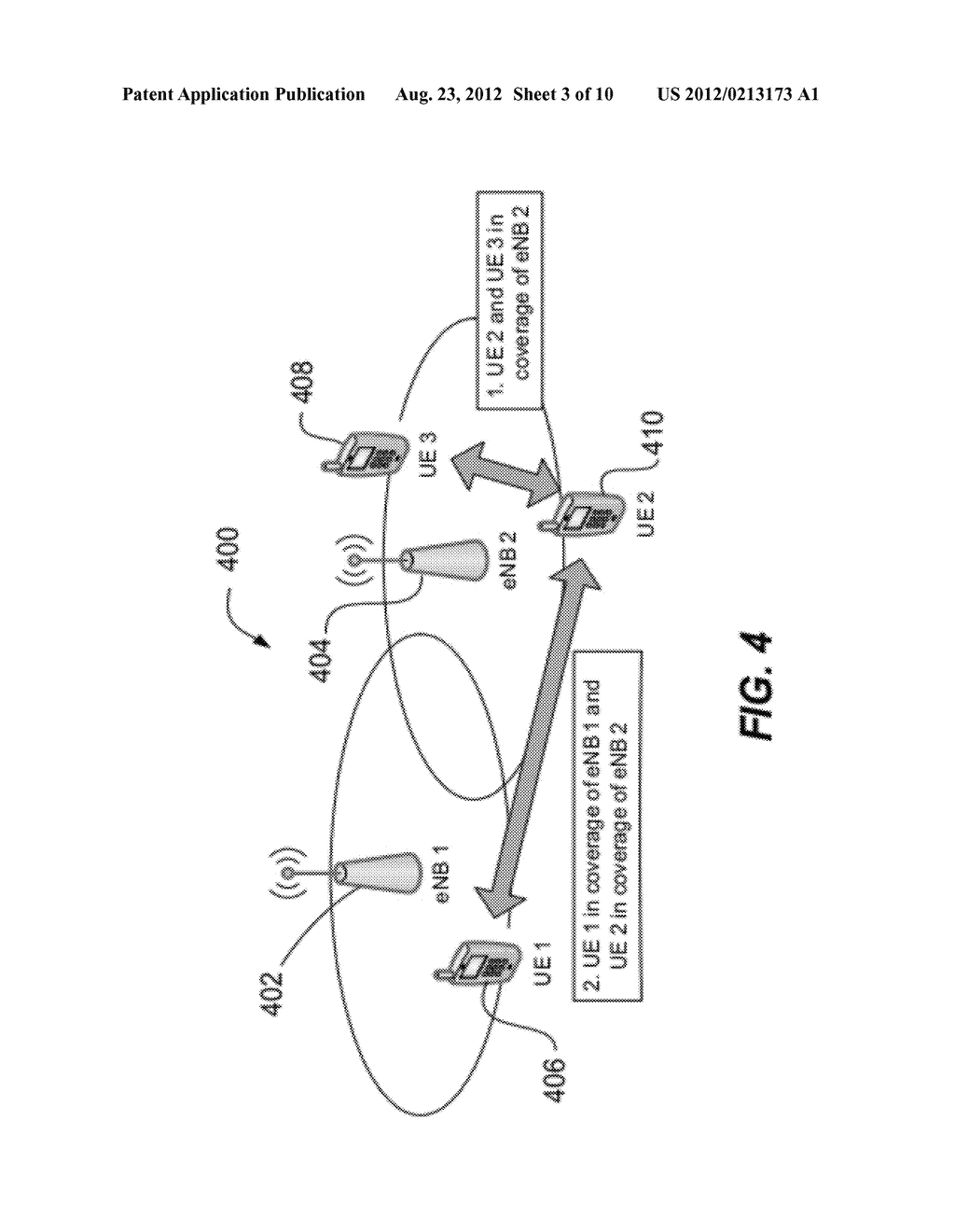 SYSTEM AND METHOD FOR THIRD-PARTY ASSISTED PEER-TO-PEER COMMUNICATION - diagram, schematic, and image 04
