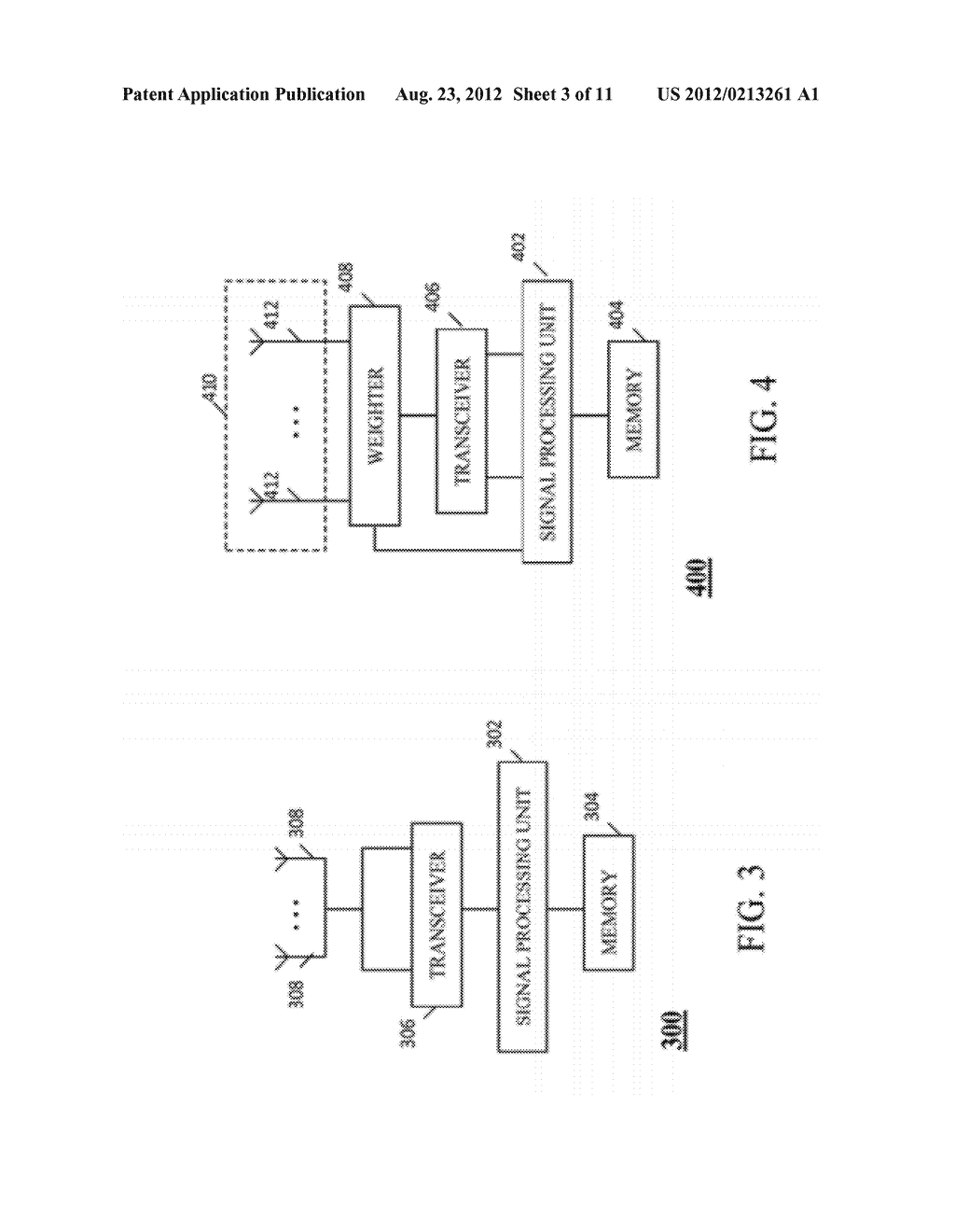 METHOD AND APPARATUS FOR REFERENCE SIGNAL PROCESSING IN AN ORTHOGONAL     FREQUENCY DIVISION MULTIPLEXING COMMUNICATION SYSTEM - diagram, schematic, and image 04