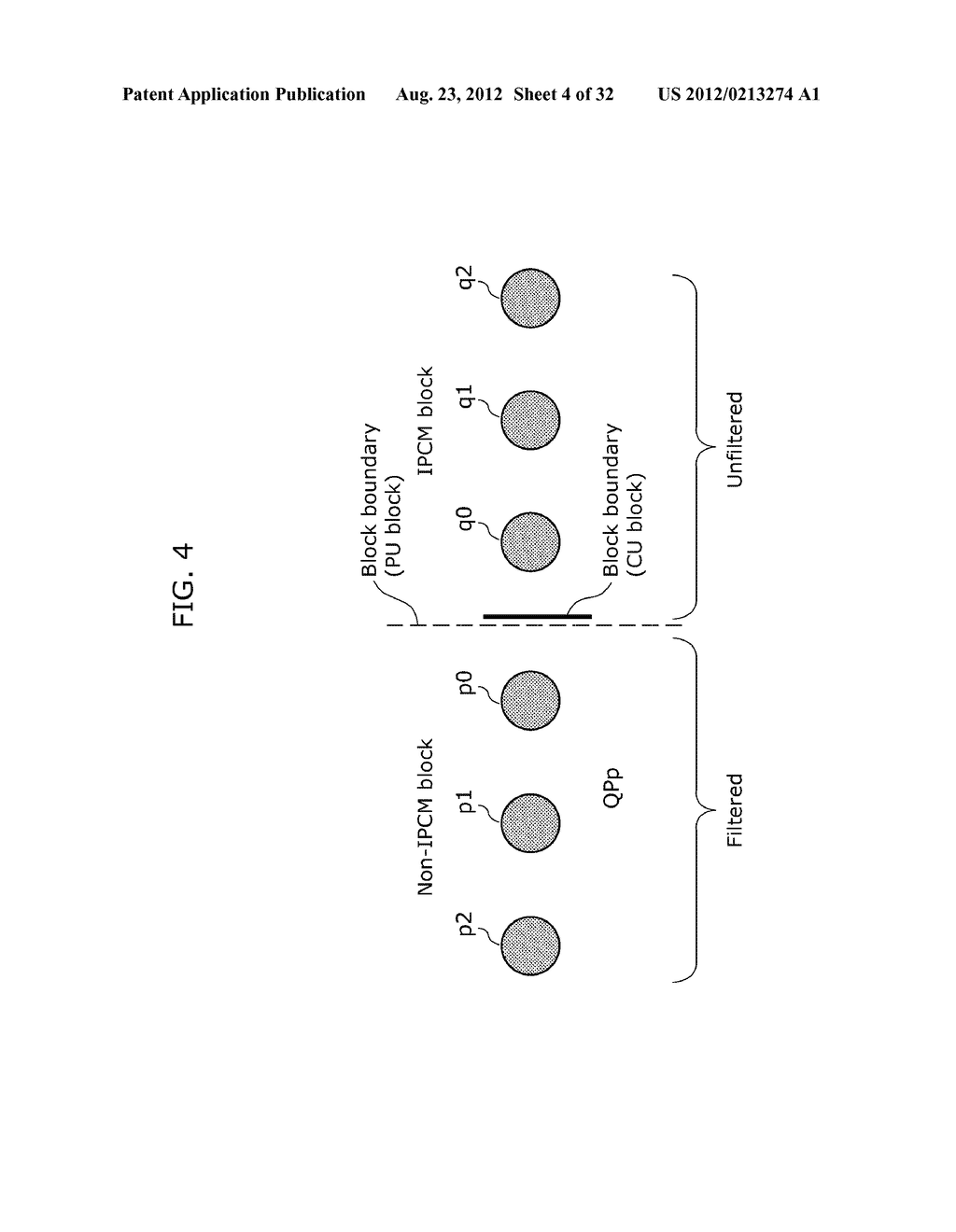 FILTERING METHOD, MOVING PICTURE CODING APPARATUS, MOVING PICTURE DECODING     APPARATUS, AND MOVING PICTURE CODING AND DECODING APPARATUS - diagram, schematic, and image 05