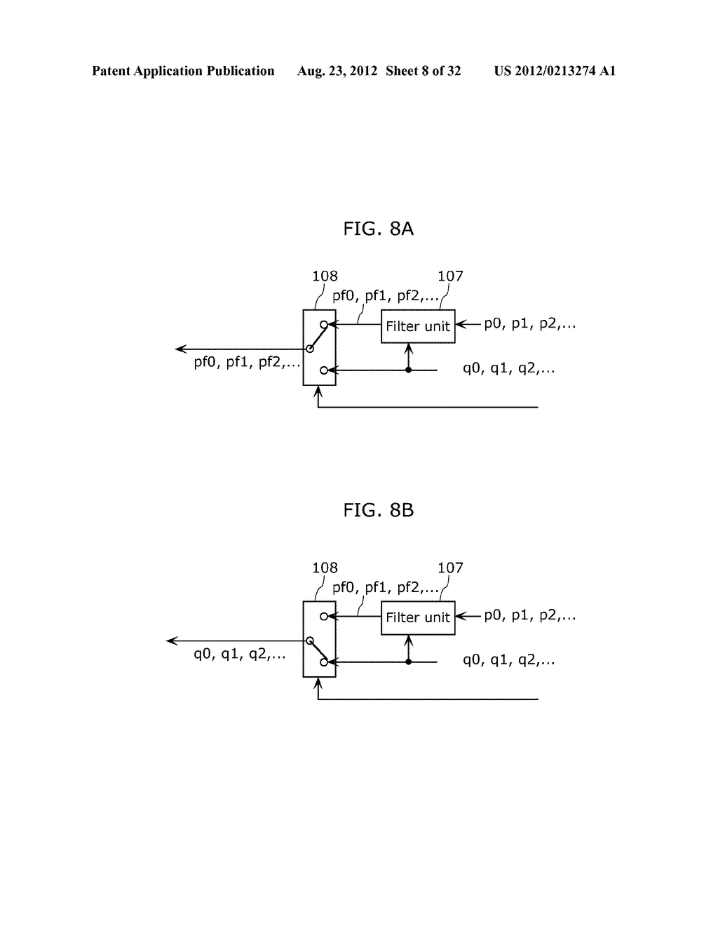 FILTERING METHOD, MOVING PICTURE CODING APPARATUS, MOVING PICTURE DECODING     APPARATUS, AND MOVING PICTURE CODING AND DECODING APPARATUS - diagram, schematic, and image 09