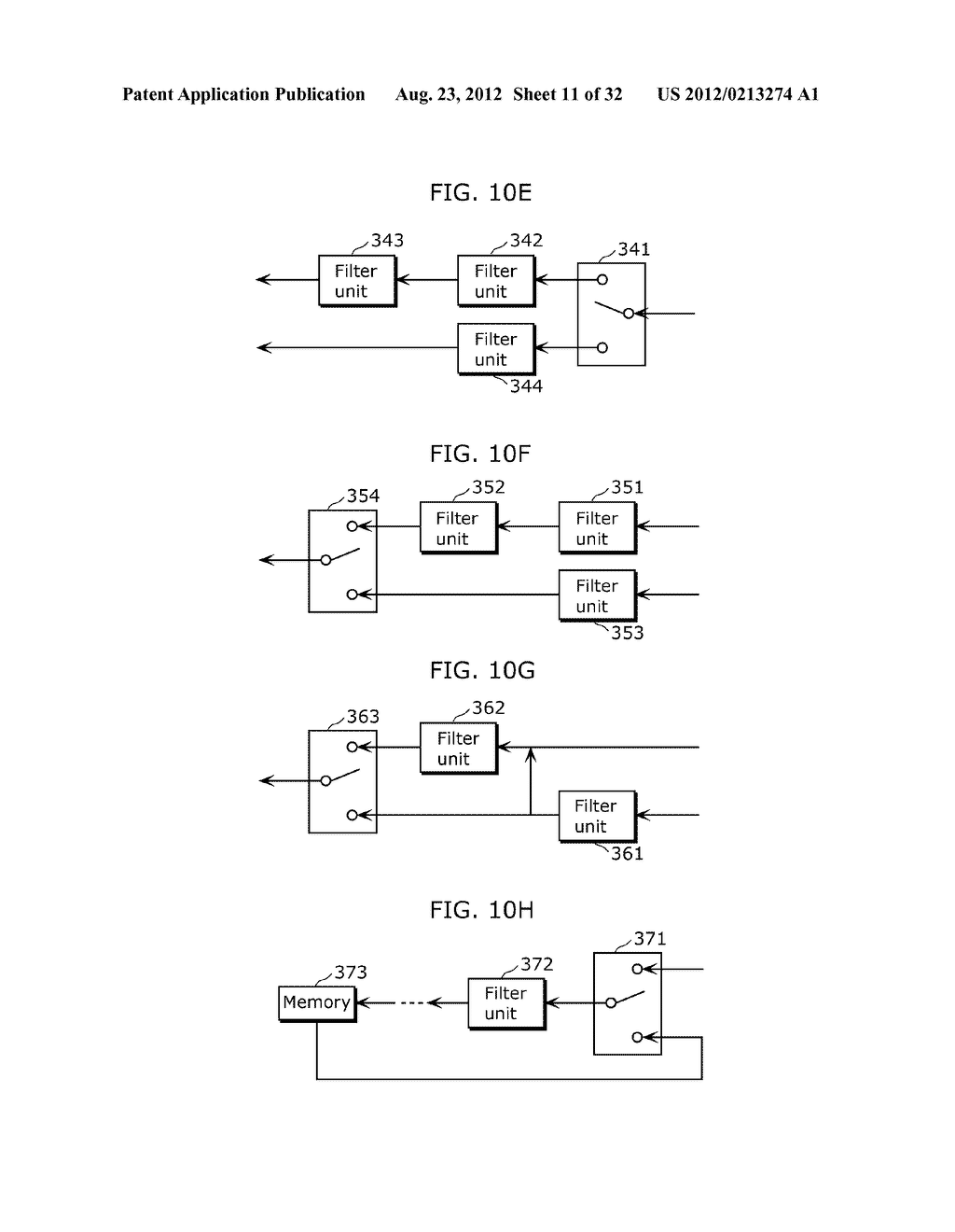 FILTERING METHOD, MOVING PICTURE CODING APPARATUS, MOVING PICTURE DECODING     APPARATUS, AND MOVING PICTURE CODING AND DECODING APPARATUS - diagram, schematic, and image 12
