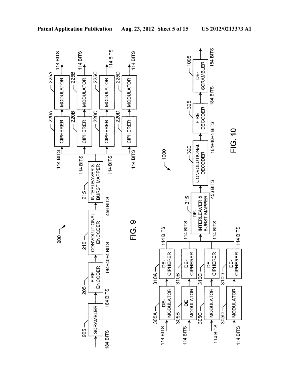 METHODS AND APPARATUS TO SECURE COMMUNICATIONS IN A MOBILE NETWORK - diagram, schematic, and image 06