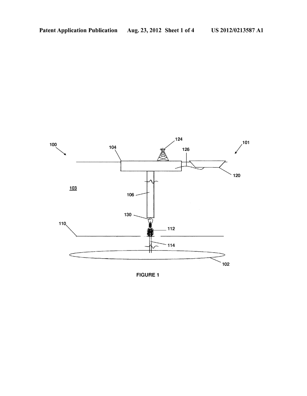 DEEPWATER CONTAINMENT SYSTEMS WITH FLEXIBLE RISER AND METHODS OF USING     SAME - diagram, schematic, and image 02