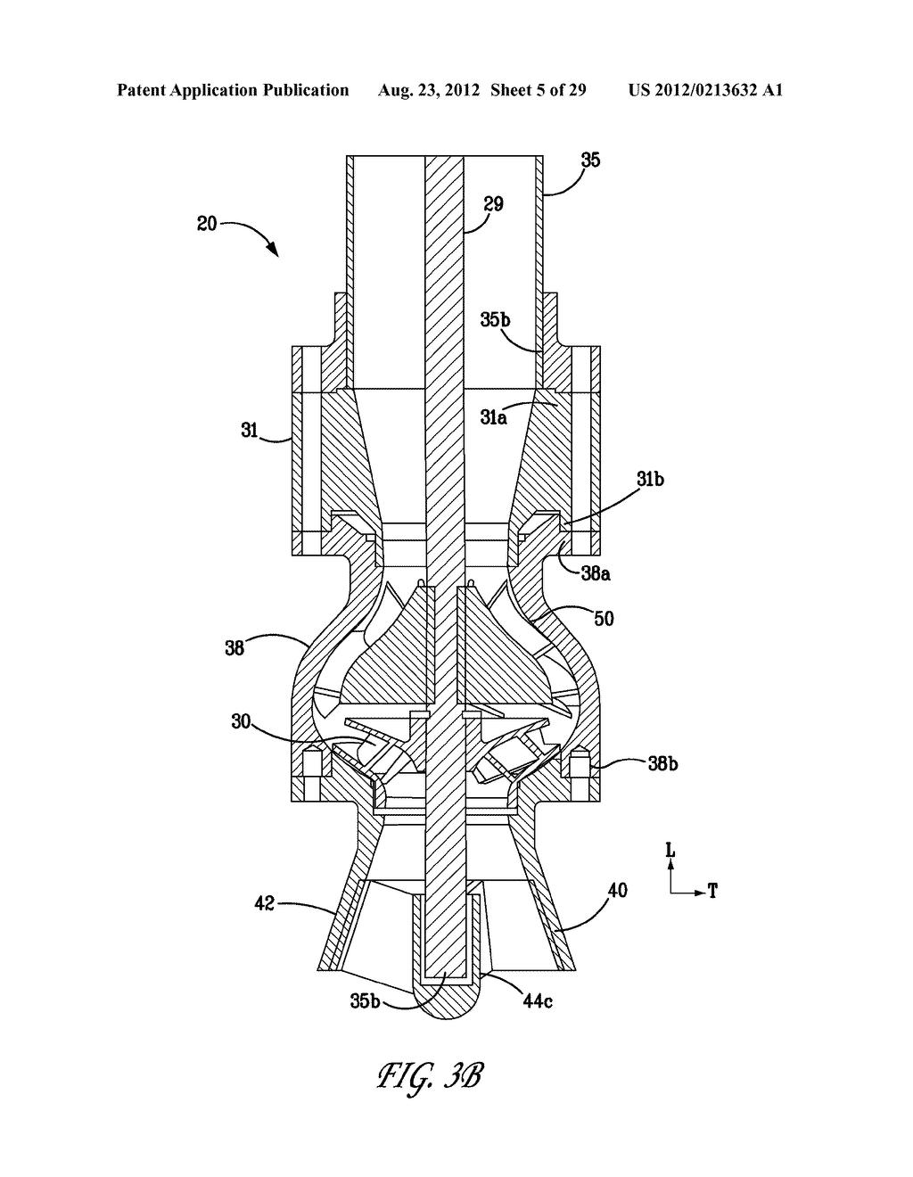 non metallic vertical turbine pump diagram schematic and image 06 rh patentsencyclopedia com Vertical Centrifugal Pump Diagram vertical turbine pump layout