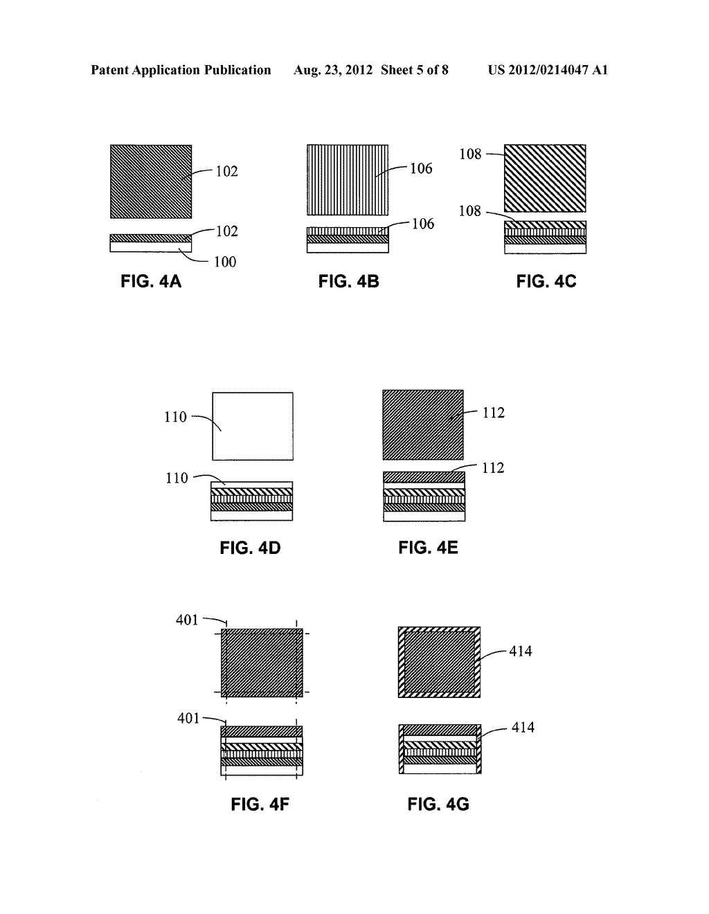 METHOD FOR HIGH VOLUME MANUFACTURING OF THIN FILM BATTERIES - diagram, schematic, and image 06