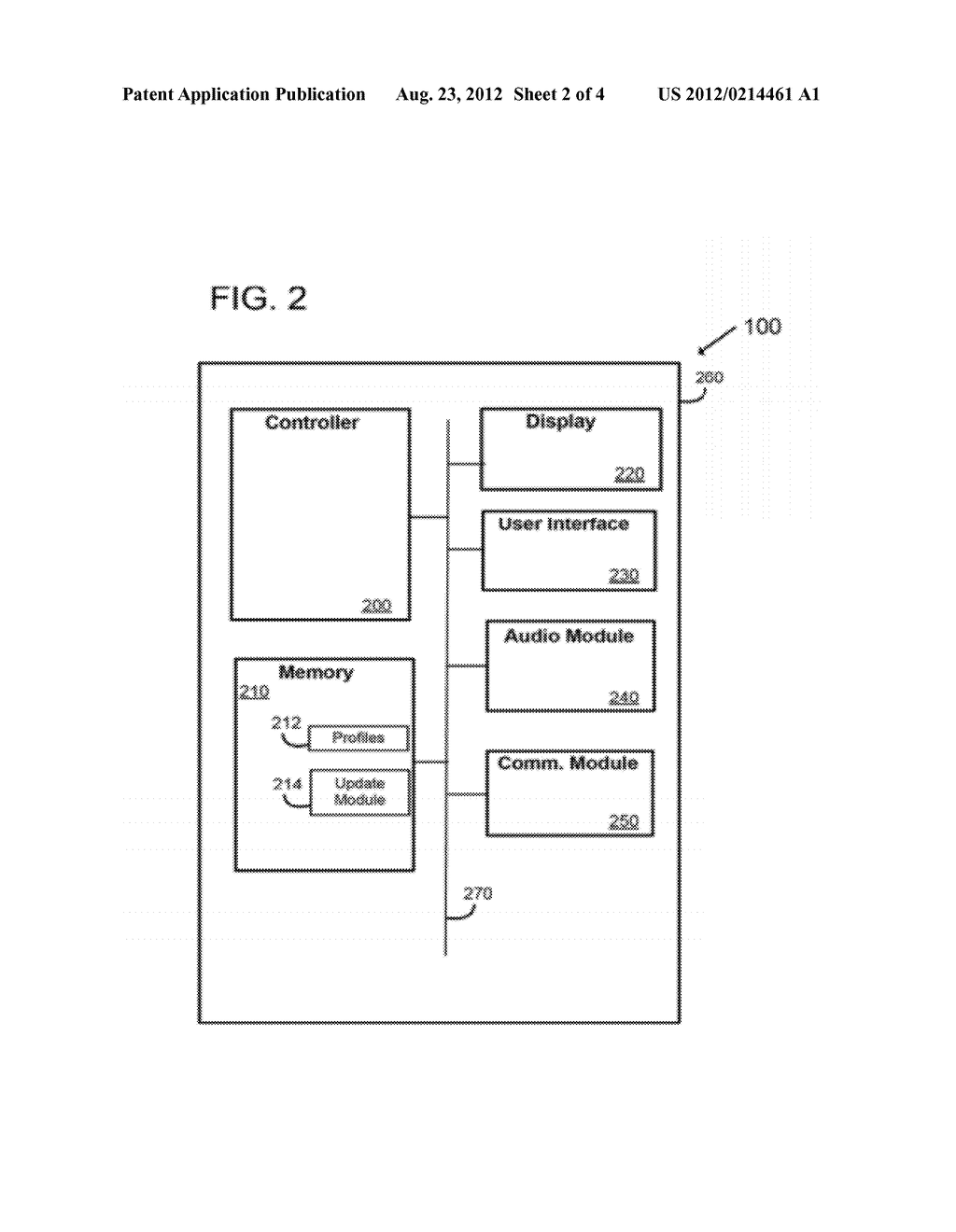 WIRELESS DEVICES AND METHODS OF OPERATING WIRELESS DEVICES BASED ON THE     PRESENCE OF ANOTHER PERSON - diagram, schematic, and image 03