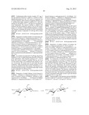 FGF RECEPTOR-ACTIVATING N-ACYL OCTASACCHARIDES, PREPARATION THEREOF, AND     THERAPEUTIC USE THEREOF diagram and image