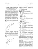 2-[1-PHENYL-5-HYDROXY-4a-SUBSTITUTED-HEXAHYDROCYCLOPENTA[F]INDAZOL-5-YL]ET-    HYL PHENYL DERIVATIVES AS GLUCOCORTICOID RECEPTOR LIGANDS diagram and image