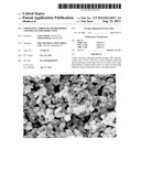 STRONTIUM CARBONATE MICROPOWDER AND PROCESS FOR PRODUCTION diagram and image