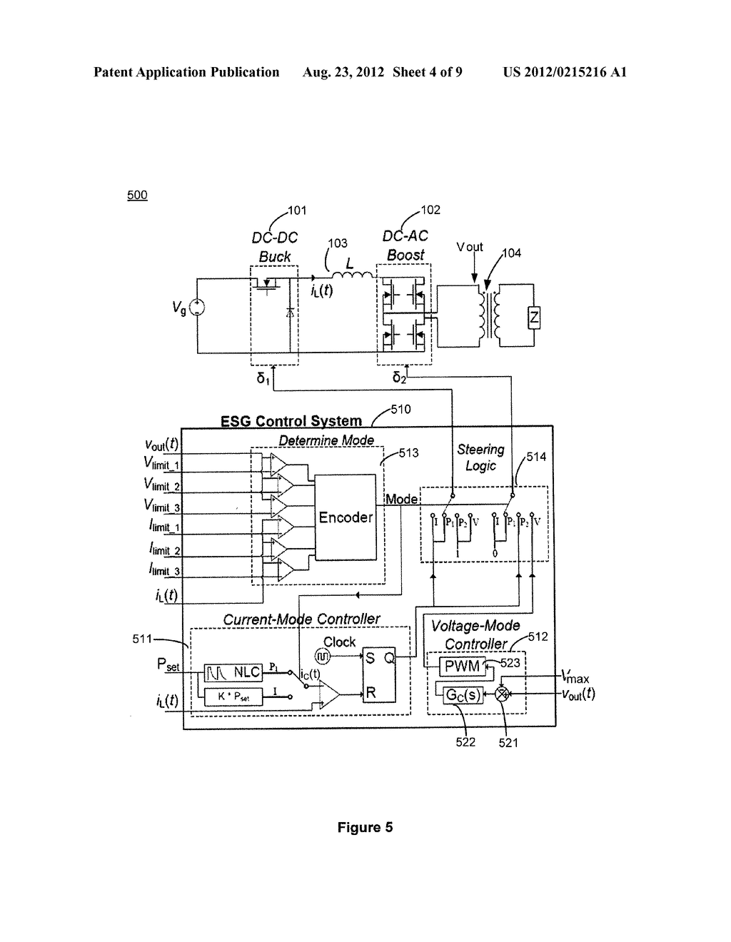 Electrosurgical Generator Controller For Regulation Of Electric Diagram Design A Dc Electrical Output Power Schematic And Image 05