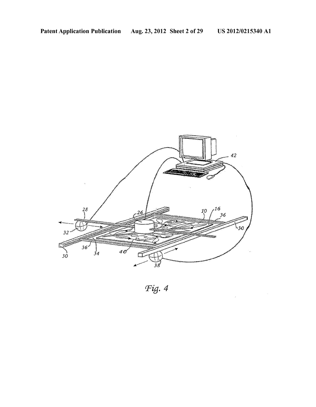 METHOD FOR THE AUTOMATED PRODUCTION OF THREE-DIMENSIONAL OBJECTS AND     TEXTURED SUBSTRATES FROM TWO-DIMENSIONAL OR THREE-DIMENSIONAL OBJECTS - diagram, schematic, and image 03