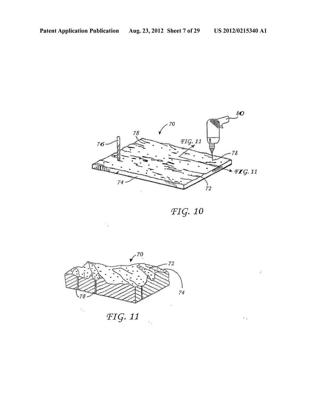 METHOD FOR THE AUTOMATED PRODUCTION OF THREE-DIMENSIONAL OBJECTS AND     TEXTURED SUBSTRATES FROM TWO-DIMENSIONAL OR THREE-DIMENSIONAL OBJECTS - diagram, schematic, and image 08