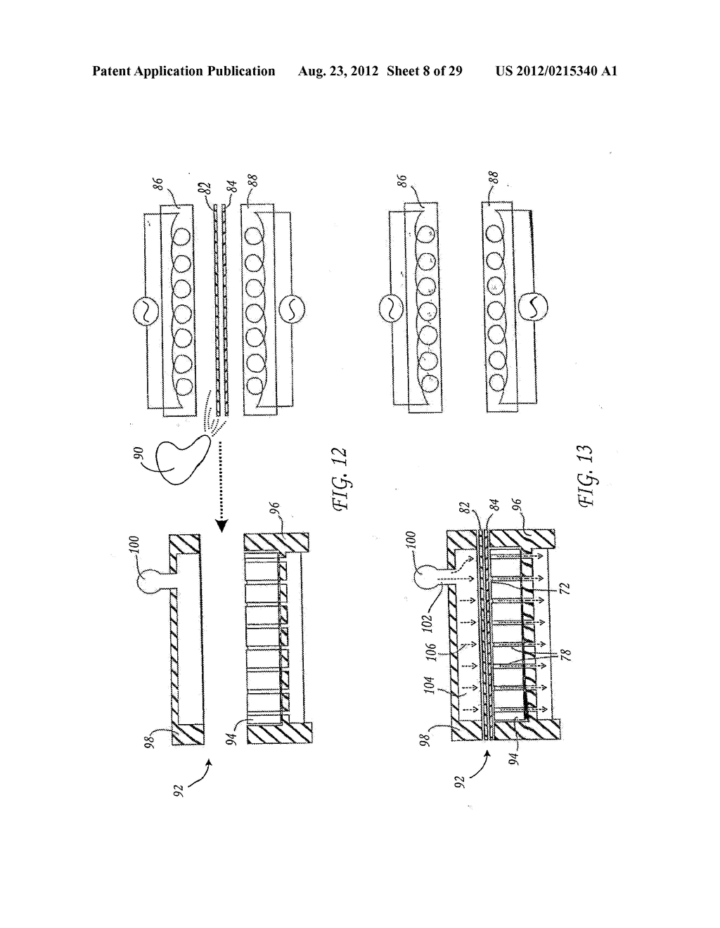 METHOD FOR THE AUTOMATED PRODUCTION OF THREE-DIMENSIONAL OBJECTS AND     TEXTURED SUBSTRATES FROM TWO-DIMENSIONAL OR THREE-DIMENSIONAL OBJECTS - diagram, schematic, and image 09