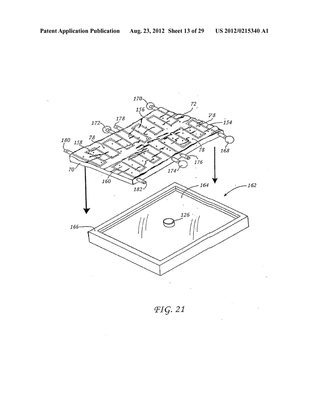 METHOD FOR THE AUTOMATED PRODUCTION OF THREE-DIMENSIONAL OBJECTS AND     TEXTURED SUBSTRATES FROM TWO-DIMENSIONAL OR THREE-DIMENSIONAL OBJECTS - diagram, schematic, and image 14