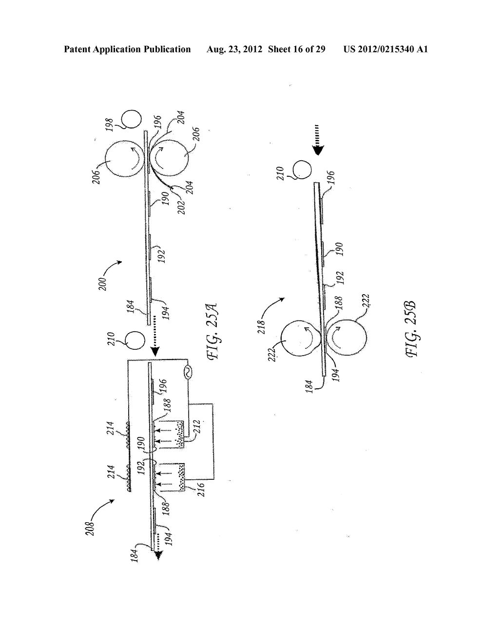 METHOD FOR THE AUTOMATED PRODUCTION OF THREE-DIMENSIONAL OBJECTS AND     TEXTURED SUBSTRATES FROM TWO-DIMENSIONAL OR THREE-DIMENSIONAL OBJECTS - diagram, schematic, and image 17