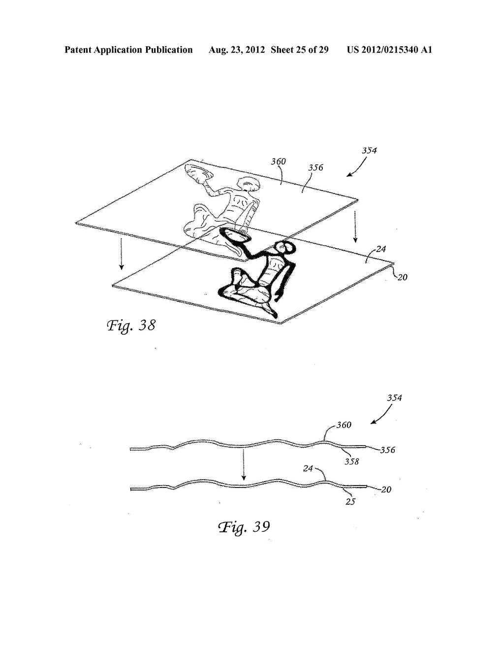 METHOD FOR THE AUTOMATED PRODUCTION OF THREE-DIMENSIONAL OBJECTS AND     TEXTURED SUBSTRATES FROM TWO-DIMENSIONAL OR THREE-DIMENSIONAL OBJECTS - diagram, schematic, and image 26