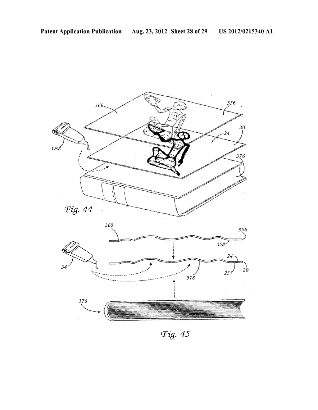 METHOD FOR THE AUTOMATED PRODUCTION OF THREE-DIMENSIONAL OBJECTS AND     TEXTURED SUBSTRATES FROM TWO-DIMENSIONAL OR THREE-DIMENSIONAL OBJECTS - diagram, schematic, and image 29