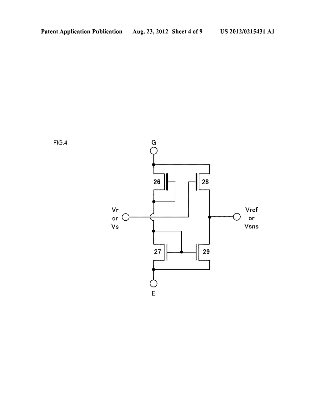 SEMICONDUCTOR DEVICE PROVIDING A CURRENT CONTROL FUNCTION AND A SELF SHUT     DOWN FUNCTION - diagram, schematic, and image 05