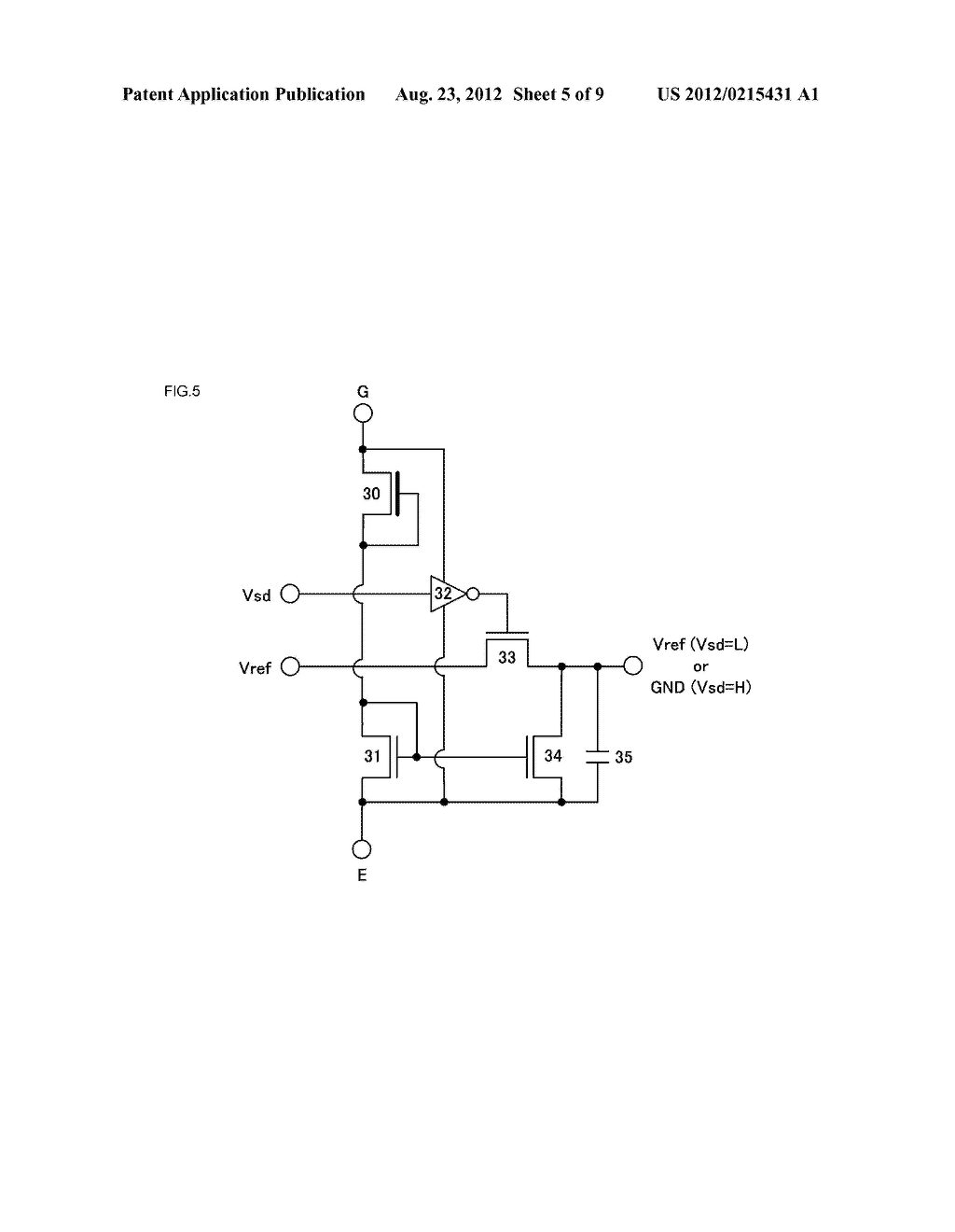 SEMICONDUCTOR DEVICE PROVIDING A CURRENT CONTROL FUNCTION AND A SELF SHUT     DOWN FUNCTION - diagram, schematic, and image 06