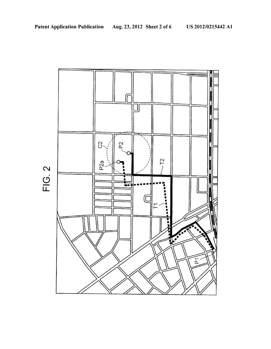POSITIONING APPARATUS, POSITIONING METHOD, AND STORAGE MEDIUM FOR     MEASURING POSITION USING BOTH AUTONOMOUS NAVIGATION AND GPS - diagram, schematic, and image 03