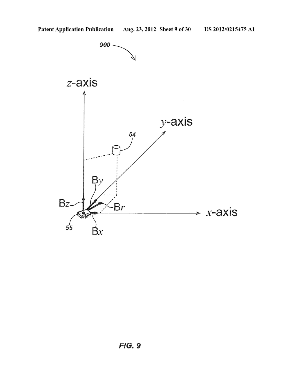 MAGNETIC SENSING USER INTERFACE DEVICE METHODS AND APPARATUS - diagram, schematic, and image 10