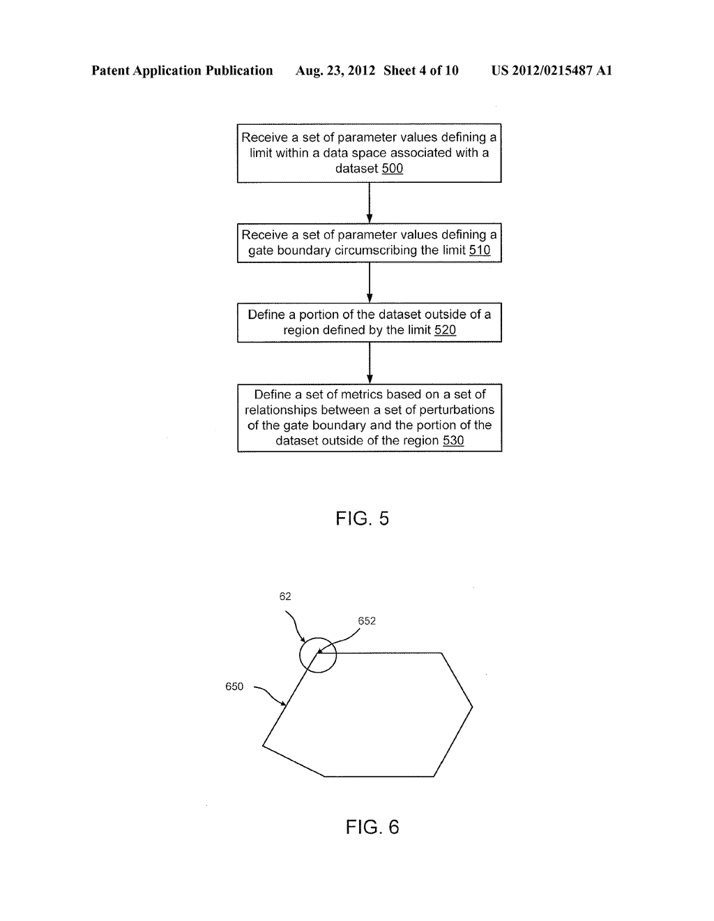 METHODS AND APPARATUS RELATED TO GATE BOUNDARIES WITHIN A DATA SPACE - diagram, schematic, and image 05