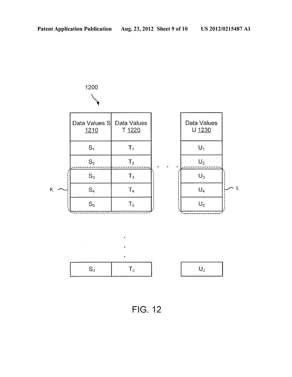 METHODS AND APPARATUS RELATED TO GATE BOUNDARIES WITHIN A DATA SPACE - diagram, schematic, and image 10