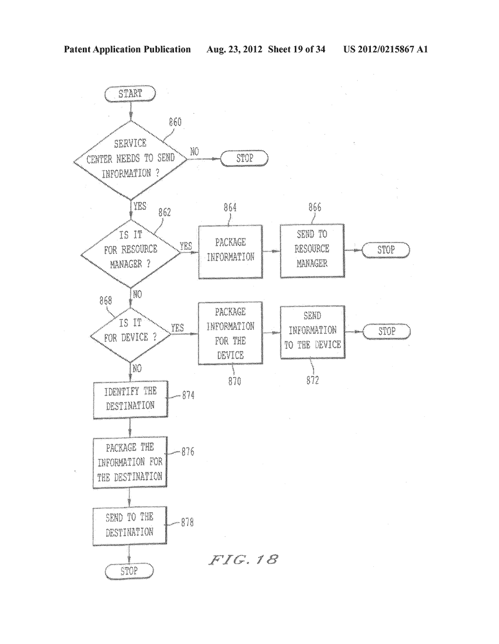 METHOD AND SYSTEM FOR REMOTE DIAGNOSTIC, CONTROL AND INFORMATION     COLLECTION BASED ON VARIOUS COMMUNICATION MODES FOR SENDING MESSAGES TO     USERS - diagram, schematic, and image 20