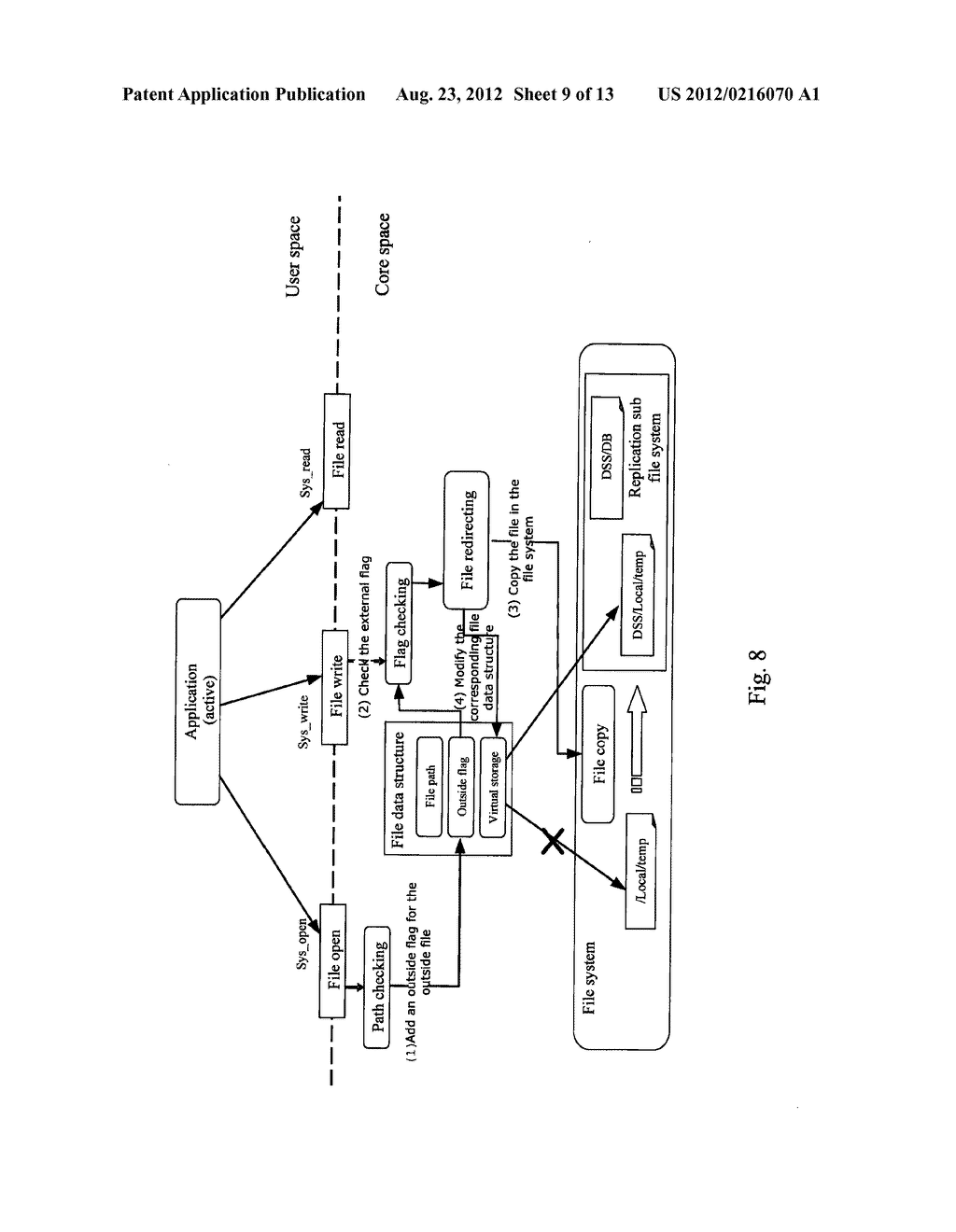 METHOD AND APPARATUS FOR REALIZING APPLICATION HIGH AVAILABILITY - diagram, schematic, and image 10