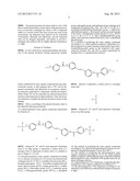 PHOTORESPONSIVE IONIC ORGANIC COMPOUND, METHOD OF PRODUCING THE SAME, AND     PHOTORESPONSIVE CARBON NANOTUBE DISPERSANT COMPRISING SAID IONIC ORGANIC     COMPOUND diagram and image