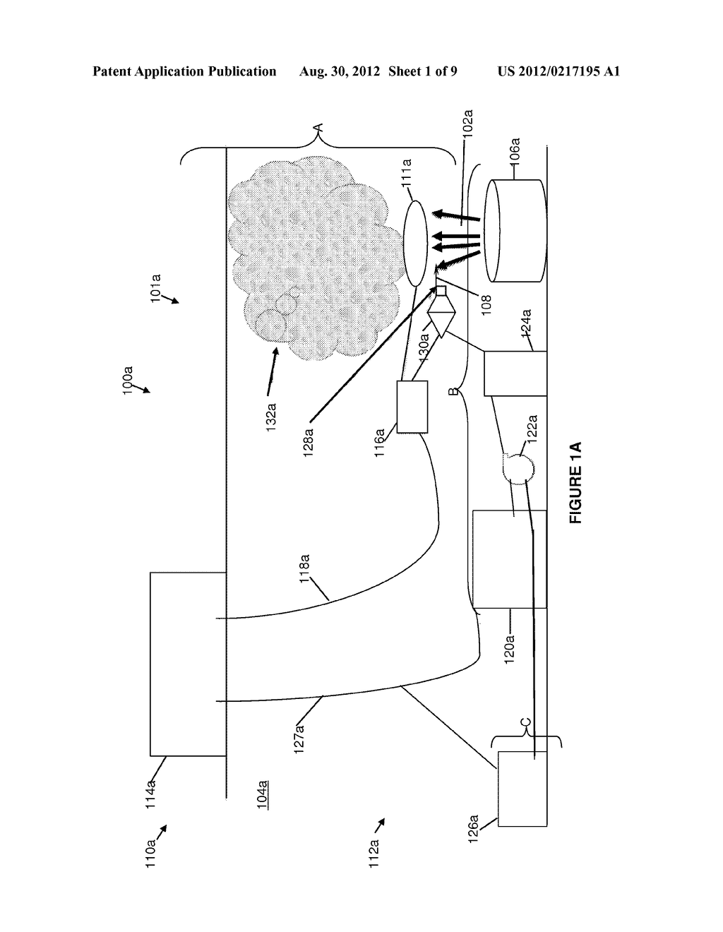 DEEPWATER DISPERSION SYSTEM AND METHOD OF USING SAME BACKGROUND - diagram, schematic, and image 02