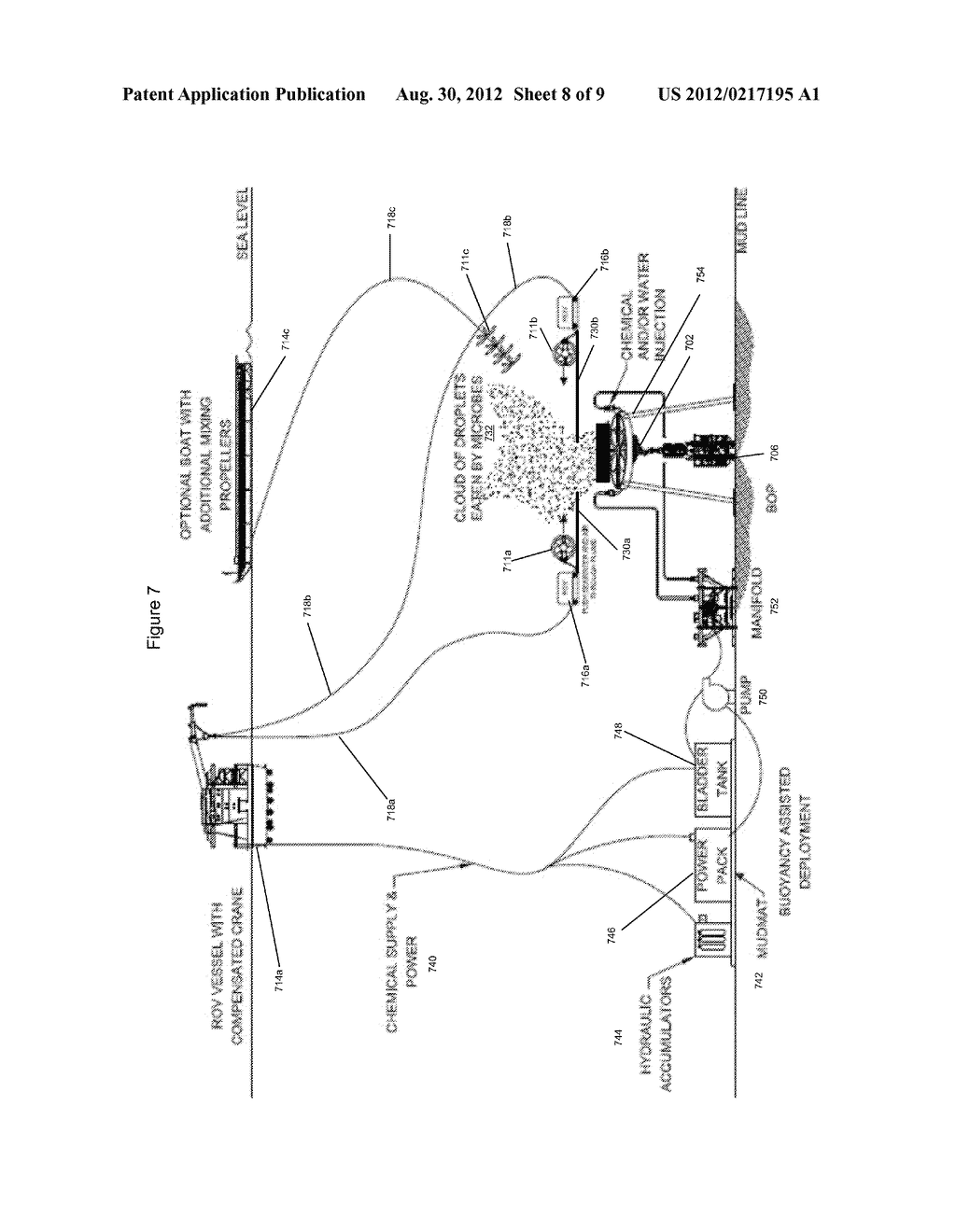 DEEPWATER DISPERSION SYSTEM AND METHOD OF USING SAME BACKGROUND - diagram, schematic, and image 09
